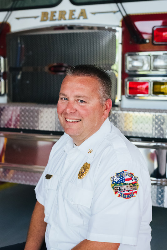 Battalion Chief Stacy Quinley